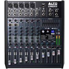 Alto LIVE802 Professional 8 Channels Microphone Mixer