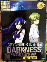 Brynhildr in the Darkness (1 - 13 End) ~ All Region ~ Brand New & Factory Seal ~