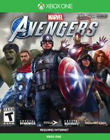 Marvel's Avengers for Xbox One [New Video Game] Xbox One