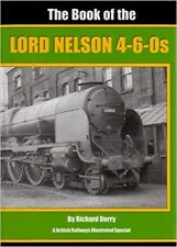 THE BOOK OF THE LORD NELSON 4 6 0s ISBN 9781903266595