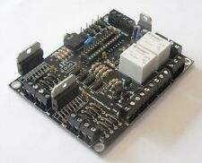 RKP28 Robot PCB with 2x L298 designed for PICAXE-28X2 & Genie-E-28 UK Seller