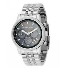 Michael Kors MK5021 Chronograph Armbanduhr Damen - Edelstahl