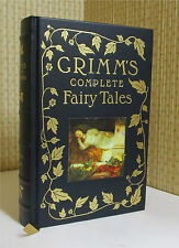 COMPLETE FAIRY TALES OF THE BROTHERS GRIMM, Leather, Book