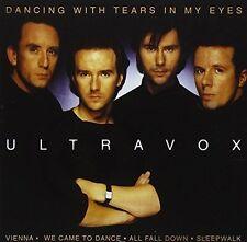 Ultravox Dancing with tears im my eyes (compilation, 16 tracks, 1996) [CD]