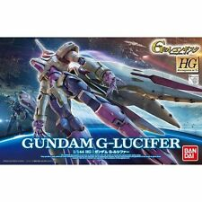 Bandai Hg 1/144 Gundam G-Lucifer Model Kit Reconguista In G from Japan