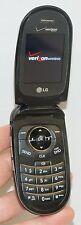 LG VX8350 Verizon Flip Open Bluetooth Ready PURPLE V Cast 1.3 MP Cell Phone