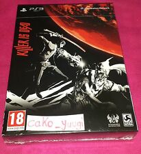 KILLER IS DEAD FAN EDITION SONY PS3 NEUF SOUS BLISTER VERSION 100% FRANCAISE