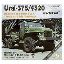 Ural - 375 / 4320 in Detail Russian Modern 5 ton Truck and His Variants Photo