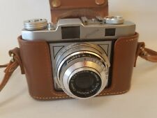 Vintage PHOTRIX B CAMERA with LEATHER CASE Made in Germany