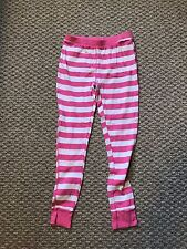 Cat and Jack Girls Striped Pink Pants Size 10