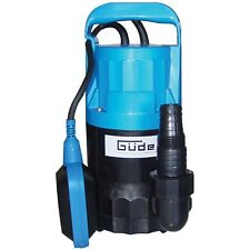 Klarwasser Tauchpumpe GT 2500 Güde 250 watt