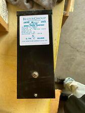 BELFER GROUP LOW VOLTAGE TRANSFORMER  BL-79608-S 120V/24V 600W