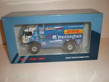 "1/43  Russian race truck Winner KAMAZ-4911 #508 ""DAKAR"" DHL / 2006 Eligor"
