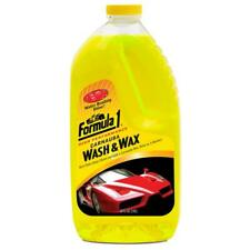 Formula 1 CARNAUBA WASH & WAX 1.9L Number 1 grade Brazilian carnauba wax