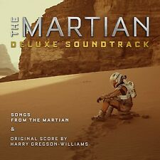 The Martian(DELUXE EDITION) Soundtrack 2CD NEW+ ABBA/GLORIA GAYNOR/DONNA SUMMER
