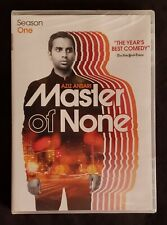 Master of None: Season One (DVD, 2017, 2-Disc Set) Widescreen, 5.1 Dolby Digital