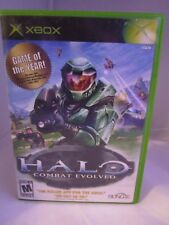 Halo: Combat Evolved (Microsoft Original Xbox, 2004) Complete Rated M