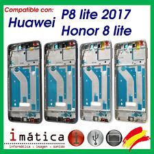 Châssis Cadre Intermédiaire Pour Huawei P8 Lite 2017 / Honor 8 Latéral Rechange