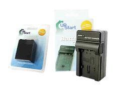 Sony NP-FV100 FV30 Battery+Charger DCR-DVD710 DVD650E DVD508E HC62E SR290E SR47R