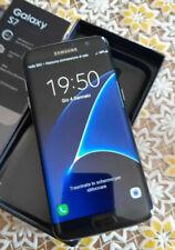 "Samsung Galaxy S7 SM-G935F EDGE 32 GB 5.5"" LTE 4G Android 8.0 12mp Blue Onix"