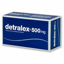 DETRALEX 500mg.36tab VARICOSE VEIN - HEAVY LEGS, HEMORRHOIDS, DIOSMIN