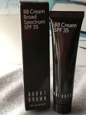 NEW BOBBI BROWN BB CREAM BROAD SPECTRUM SPF 35 / NATURAL 1.35 OZ 100% AUTHENTIC