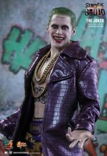 HOT TOYS MMS382 SUICIDE SQUAD JOKER JARED LETO ( PURPLE COAT VERSION ) 1/6