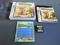 Children Of Mana Jeu Nintendo Ds Dsi 2DS 3DS Square Enix avec notice Multilangue