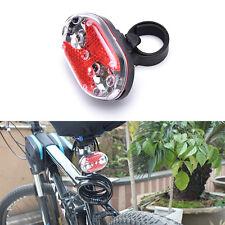 Bright Bike Cycling Bicycle 9 LED Flashing Light Lamp Safety Back Rear TailHJQA