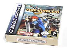 Nintendo Game Boy Advance,Fire Emblem,OVP,CIB