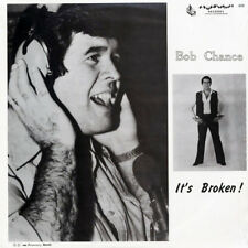 "BOB CHANCE, IT'S BROKEN, MEGARARE 12"" LP ALBUM, US 1990 (NEW)"