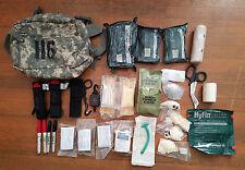 TC3 Recon Mountaineer Tactical Combat Casualty Care Medic Bag - ACU DIGITAL US