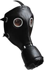 GP-5 Gas Mask Black Latex Single Filter Soviet Union Cold War
