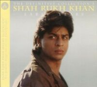 SHAH RUKH KHAN - THE DEFINITIVE COLLECTION 3-EARLY YEARS 2 CD NEW