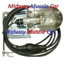 67-69 Chevy Chevelle SS Malibu Nova Impala underhood light lamp assembly