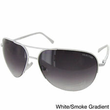 Kenneth Cole Reaction Sunglasses White Smoke Gradient KC 1098 21B New Authentic