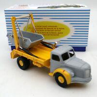 Atlas Dinky Toys Camion Berliet Multibenne Marrel 34C Diecast Toys Models 1:43