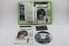 Syberia II: Kate Walker's Adventure Continues (Microsoft Xbox, 2004)