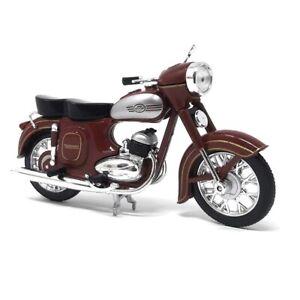 Jawa 354-04 1:24 moto Ixo Atlas Diecast
