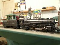 "Lionel Postwar 2056 Hudson 4-6-4 ""1952"" only & 2046W tender serviced & ready ! !"
