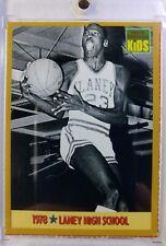 1998 Sports Illustrated for Kids II 1978 Laney High School Michael Jordan #2