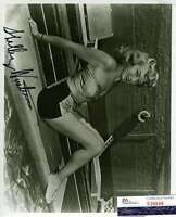 Shelly Winters Jsa Coa Hand Signed 8x10 Photo Authenticated Autograph