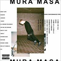 MURA MASA Mura Masa CD BRAND NEW Self-Titled