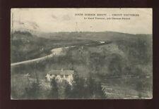 France Motor Car Racing COUPE GORDON BENETT Circuit d'Auvergne 1905 PPC