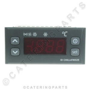 ELIWELL ID CHILL N FREEZE UNIVERSAL DIGITAL REFRIGERATION CONTROLLER GSP