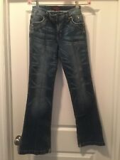 Baby Phat Jean Co. Jeans - Size 7 - Permanent Crease - Style # C1C260WD