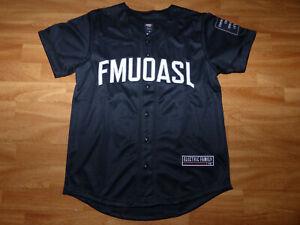 Neu Alison Wonderland Electric Family Baseball Shirt Gr S Schwarz Logo Stickerei