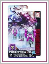 2017 _ Transformers / Power of the Primes _ Pretender _ Skullgrin / Liege Maximo