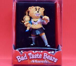 Bad Taste Bears - Brit - Collectible BTB Figurine - Music Bear -  Britney Spears