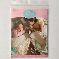 Jackie Clark Designs Sewing Pattern Sleeping Bag Tote Bag Pillowcase Quilt Sew